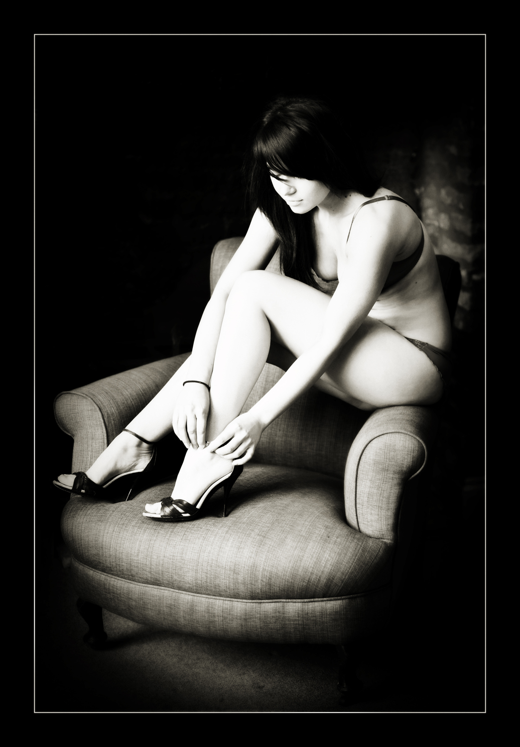 Erotic photography sessions