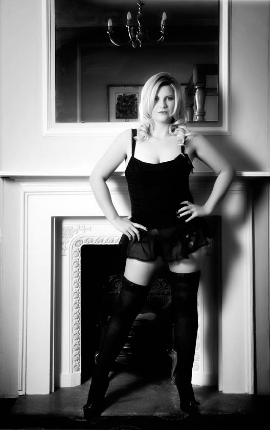 Boudoir Photo Shoot Hertfordshire