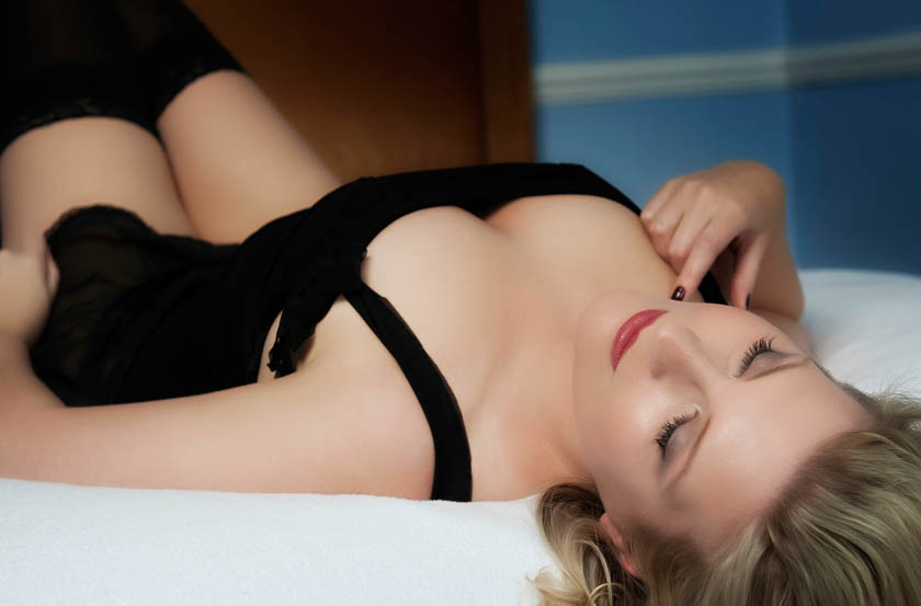 Boudoir Photo Hertfordshire
