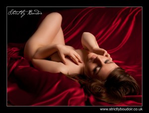 Boudoir Photography Hertfordshire & London