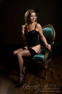 Fabulous over 50 Boudoir Photo Shoot