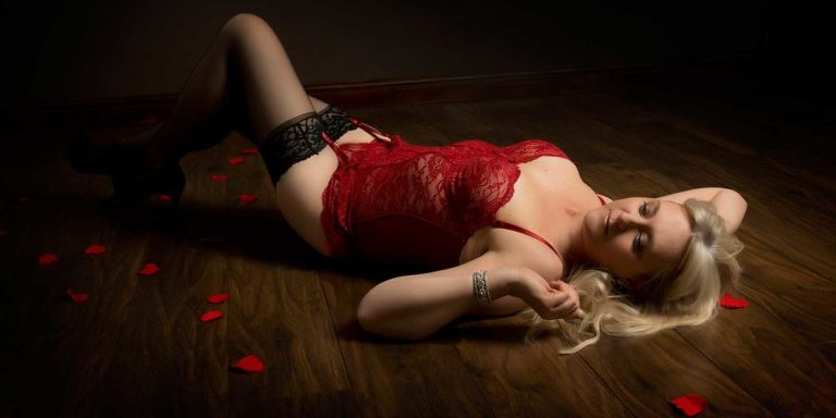 boudoir photo shoot london