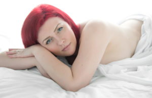 Boudoir Photoshoot empowering and emotional