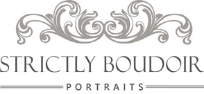 Strictly Boudoir logo